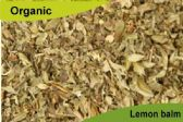 Organic Lemon Balm Leaf  150gm